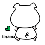 LINE スタンプ第22弾「i am booboo3 TOYAMA」  シリーズ絶賛・好評につきPart3発売!!