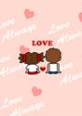 LINE 着せかえ 第5弾「LOVE Always. YOKORENA」 絶賛・好評・発売!!