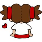 LINE スタンプ第24弾「I am R. LOVE.pure girl.」 シリーズ絶賛・好評につき発売!!
