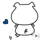 LINE スタンプ第38弾「I am ブー☆動くスタンプ!富山弁YOKORENA」 アニメーション・シリーズ絶賛・好評につき発売!!
